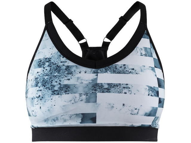 Craft Motion Bra Damen print jumble blaze